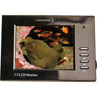 """Equinox 3.5"""" LCD Monitor w/ RCA Female Plug"""