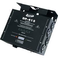 Elation Professional DP-415 4-Channel DMX Dimmer/Switcher Pack (120VAC)