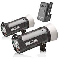 Elinchrom Style RX 2-Light Pro Basic To Go Set (110VAC)