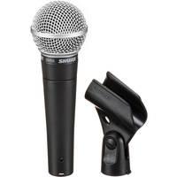 Shure SM58-CN - Cardioid Dynamic Microphone