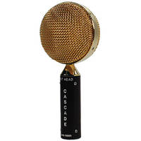Cascade Microphones Fat Head Ribbon Microphone (Brown / Gold)