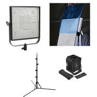 Litepanels 1x1 Two-Light LED Tungsten Flood Kit (100-240VAC)