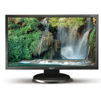 "Acer V243H AJbd (EPEAT) 24"" Widescreen LCD Computer Display"