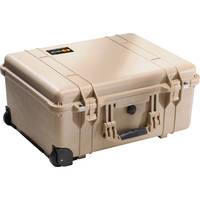Pelican 1560NF Case without Foam (Desert Tan)