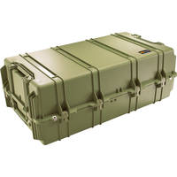 Pelican 1780TNF Transport Case without Foam (Olive Drab Green)