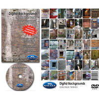 Savage DVD-ROM: Digital Backgrounds (Grunge)