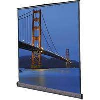 Da-Lite 76180 Floor Model C Manual Front Projection Screen (9x12')