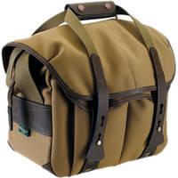 Billingham 107 Camera Bag (Khaki with Chocolate Leather)