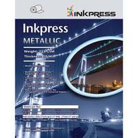 """Inkpress Media Metallic Photo Paper (255 gsm, 24"""" x 100' Roll)"""