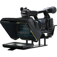 """Prompter People Ultralight 8"""" Teleprompter"""