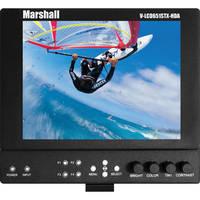 """Marshall Electronics V-LCD651STX-HDA-SL 6.5"""" Lightweight On-Camera Field Monitor"""