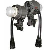 Dynalite SH4080 Bi-Tube 4000 Watt/Second Studio Flash Head