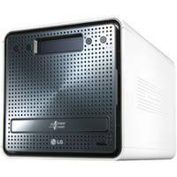 LG N2R1D Super Multi NAS Enclosure with DVD Re-Writer