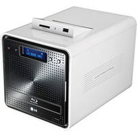 LG N2B1DD2 2TB Super Multi NAS with Blu-ray Re-Writer