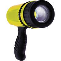 Bigblue BB-1X30W Handheld LED Dive Light (Yellow)