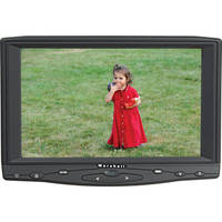 """Marshall Electronics M-LCD7-HDMI-CE6 7"""" Portable On-Camera Field Monitor w/Canon LP-E6 Adapter"""