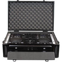 Gemini CDM-2 Case Professional DJ Station Case