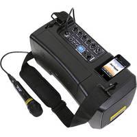 DJ-Tech iVisa 50 Light Portable PA System