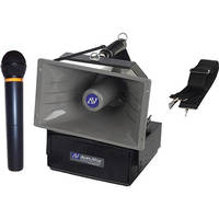 AmpliVox Sound Systems SW615A Half-Mile Hailer Wireless Megaphone