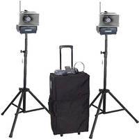 AmpliVox Sound Systems SW642 Half-Mile Hailer Portable Wireless Kit
