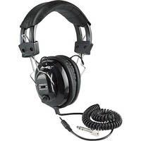AmpliVox Sound Systems SL1002 Around-Ear Stereo/Mono Headphones with Volume Control