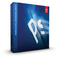 Adobe Photoshop CS5 Extended Software for Windows