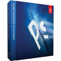 Adobe Photoshop CS5 Extended Software for Mac (Upgrade from Elements 6/7/8 for Windows, 4/6/8 for Mac)