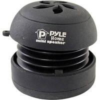 Pyle Home Bass Expanding Rechargeable Mini Speaker (Black)