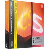 Adobe Creative Suite 5 Design Premium Software for Mac (Student and Teacher Edition)