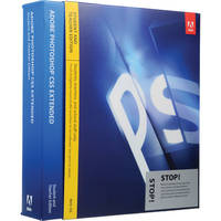 Adobe Photoshop CS5 Extended Software for Mac (Student and Teacher Edition)