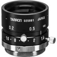 Tamron M118FM16 Megapixel Fixed-focal Industrial Lens (16mm)