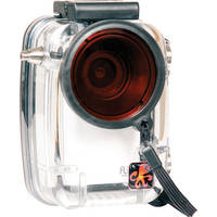 Ikelite 5611.01 Underwater Video Housing for the Flip SlideHD Camcorder