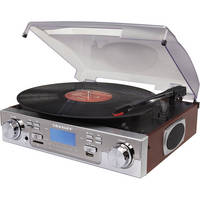 Crosley Radio CR6007A Encoding Turntable