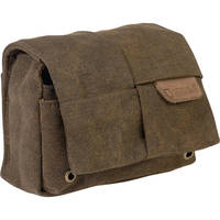 National Geographic NG A1222 Africa Series Horizontal Camera Pouch (Brown)