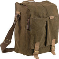 National Geographic NG A2550 Africa Series Slim Satchel (Brown)