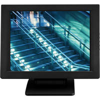 "Eversun Technologies LP-15E32U 15"" LCD POS Monitor with Elo Touchscreen (Black)"