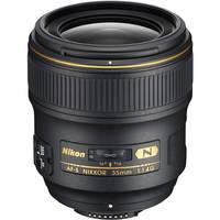 Nikon AF-S NIKKOR 35mm f/1.4G Lens