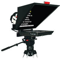 "Listec Teleprompters Z-PRO MZLT-1012S Enhanced Portable Studio Prompter (12"")"