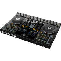 Native Instruments Traktor Kontrol S-4 DJ Software Controller