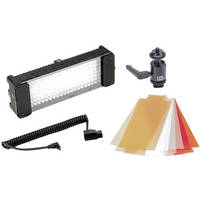Litepanels MiniPlus 5600K Daylight Camera Lite Kit (1 Flood)