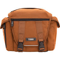 Tenba Messenger Camera Bag (Small, Burnt Orange)