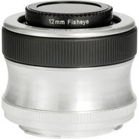 Lensbaby Scout Fisheye Lens for Canon EF