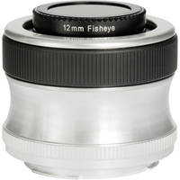 Lensbaby Scout Fisheye Lens for Sony Alpha