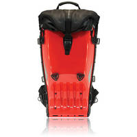 Boblbee Megalopolis AERO Backpack (Diablo, Red)