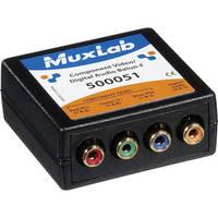 MuxLab Component Video/Digital Audio Balun (Female)