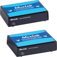 MuxLab Active VGA/Audio Balun Kit