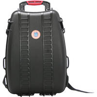 Porta Brace PB-3500DSLR Hard Case Backpack with DSLR Divider Kit (Black)