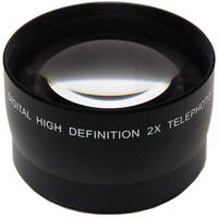 Digital Concepts 2x Telephoto Lens (55mm, Black)