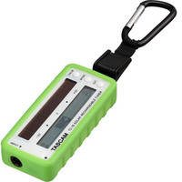Tascam TC-1S - Solar Rechargeable Instrument Tuner (Green)