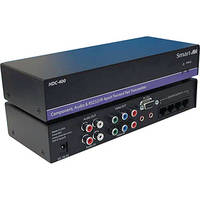 Smart-AVI HDC-400 1:4 Splitter/Extender with Power Supply